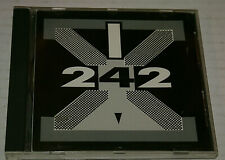 Front 242 Headhunter Wax Trax! Records ‎WAX CD 053 Maxi EP Rare! 1989 Htf Oop