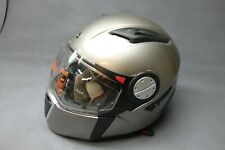 BRP ST-1 Hybrid Helmet Silver Size(XL) 4477341224 In Stock Ships Today!