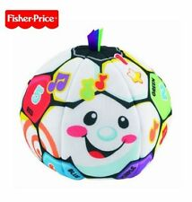 Singin Soccer Ball Baby Born Gift Toy Fisher Price Laugh Learn Interactive Play