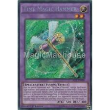 Yu-Gi-Oh! dragones de leyenda 2 * DRL2-EN009 tiempo Magic Martillo