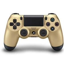 MANETTE SONY PS4 DUAL SHOCK 4 OR OFFICIEL PlayStation EDITION SPÉCIALE