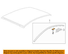 Chevrolet GM OEM 14-17 SS-Roof Molding Cover 92207446