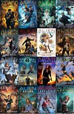 Gina Koch ALIEN Sci-Fi Romance Adventure Series Collection Set of Books 1-16