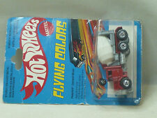 HOTWHEELS HOT WHEELS Flying Colors PETERBUILT Cement Mixer 1979