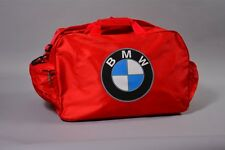 BMW Fashion Men/Women's Travel Satchel Canvas Shoulder Bag Backpack School