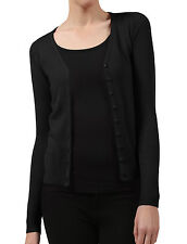 NE PEOPLE Womens Button Down Classic V Neck Cardigan Sweater With Stretch NEWJ91
