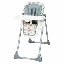 Baby High Chair 3-In-1 Elevated Mealtime Seat Foldable Sturdy Adjustable Height