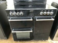Spares Repairs Beling 90 Cm Electric Range Cooker Black