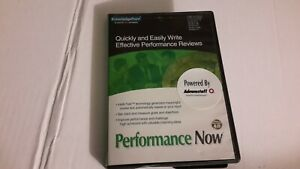 Performance Now 4.0 Employee Review Writer  Knowledge Point 1994-2002