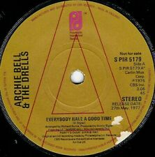 NORTHERN SOUL - ARCHIE BELL - EVERYBODY HAVE A GOOD TIME - UK PIR DEMO - HEAR