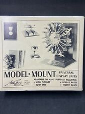 Airplane Model-Mount Universal Display Units by Williams Bros.