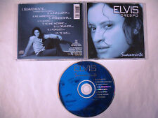 ELVIS CRESPO  Suavemente  CD USA