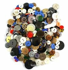 Unbranded Plastic Assorted Cardmaking & Scrapbooking Buttons