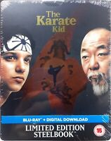 The Karate Kid Steelbook (Limited Edition) Blu Ray Brand New Factory Sealed