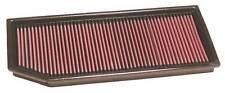 KN AIR FILTER REPLACEMENT FOR MERCEDES BENZ CLK270 2.7L-L5 DSL, 03-05