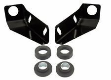 1970-1973 Camaro Vertical Core Support Mounts And Bushing Set New Repro