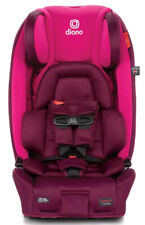 Diono Radian 3RXT All-in-One Convertible+Booster Child Safety Car Seat Purple
