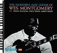 Wes Montgomery - Incredible Jazz Gui (NEW CD)