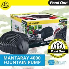 Pond One MantaRay 4000 Fountain Pump (93007)
