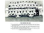 1963 BOSTON RED SOX TEAM 8X10 PHOTO YASTRZEMSKI PESKY BASEBALL HOF USA