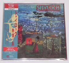 SHYLOCK / Ile De Fievre JAPAN SHM-CD Mini LP w/OBI BELLE-121936 NEW!!