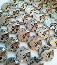 Watch Parts Movements Steampunk Parts Mechanisms 20 pc. Jewelry Making, Zarya