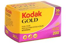 Kodak Gold 200 135/36 Kleinbildfilm 04/2021
