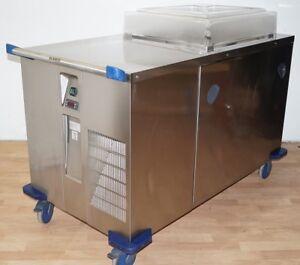 BLANCO Basket Dispenser Ce-Uk 53/53 Cooled Refrigerator Catering Korbstapler