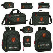 Harry Potter Backpack School Bag Rucksack Messenger Gryffindor Hogwarts OFFICIAL