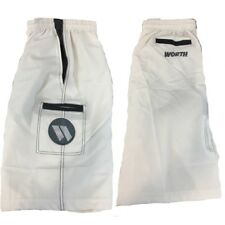 Worth Microfiber Shorts WHITE/BLACK 2XL