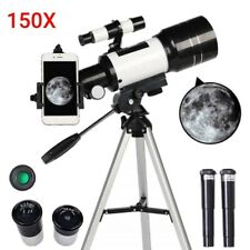Astronomic Professional Refractive Astronomical Monocular Telescope with Tripod