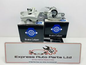 Jaguar X-Type X400 2001-2010 Rear Brake Calipers Set **BRAND NEW OEM QUALITY**