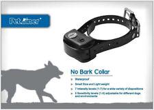 Petrainer Waterproof Medium Small Anti Bark No Barking Pet Dog Shock Collar
