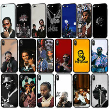 Pop Smoke Soft Phone Case for iPhone 11 Pro XR X XS Max 8 7 6 6s Plus 5S 5 SE