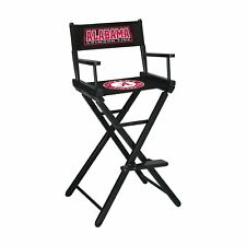 Imperial University of Alabama Bar Height Directors Chair