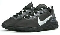 Nike React Element 55 SE Reflective Black Men's Running Shoes BV1507-002 All Sz