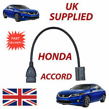 para HONDA ACCORD 3911-tfo-003 iPod USB Flash Drive Cable de repuesto