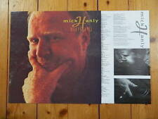 Mick Hanly Warts & All / Round Tower Music LP