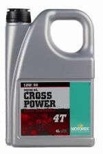 4 Liter Motorex Cross Power 4T 10W/50, Original KTM Öl