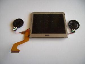 Nintendo Ds lite Display mit aufgelöteten Lautsprechern