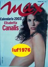 Max-'02-ELISABETTA CANALIS,Adrien Brody,Vin Diesel,Paola Turci,Emily Watson,Gray