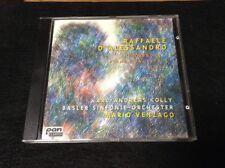 Raffaele d'Alsessandro CD: Symphony No. 1; Piano Concerto No. 3; 12 Preludes