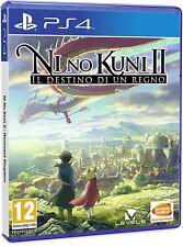 Ni No Kuni II: Il destino di un regno PS4 - totalmente in italiano