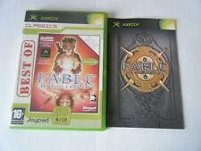 Fable The Lost Chapters - Microsoft Xbox - Complet - Occasion