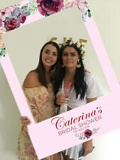 BRIDAL SHOWER SELFIE FRAME Instagram Facebook Hens Night, Kitchen Tea Party