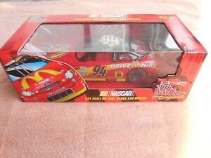 1999,Racing Champions 10th Anniversary Bill Elliott #94 McDonalds Nascar