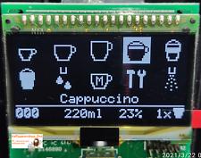 Pantalla de sustitución de módulo display Nivona Unit ef691 EF 0069348 nicr 83x/84x/85x