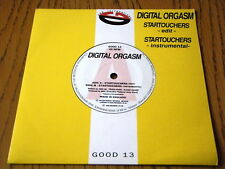 "DIGITAL ORGASM - STARTOUCHERS  7"" VINYL PS"
