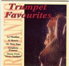 TRUMPET FAVORITES  - CD - NEW