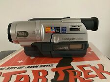 SONY CCD-TRV208E ANALOGUE CAMCORDER (Hi8 8mm Video 8 Playback SP/LP )